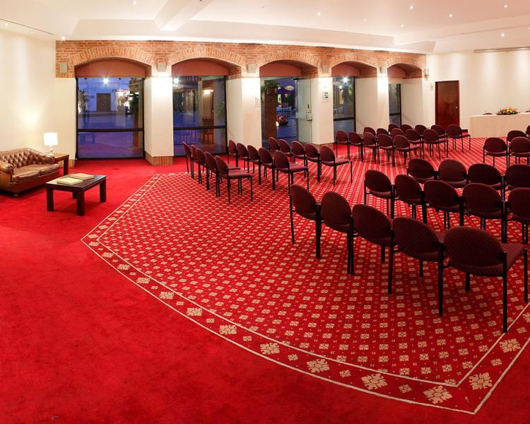 Salón Hotel Hotel ESTELAR La Fontana - Apartamentos Bogotá