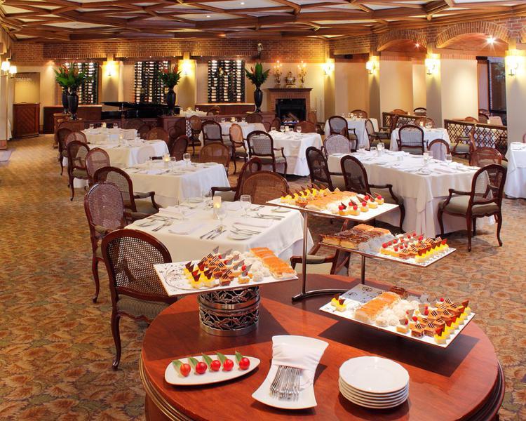 RESTAURANTE LOS ARCOS Hotel Hotel ESTELAR La Fontana - Apartamentos Bogotá