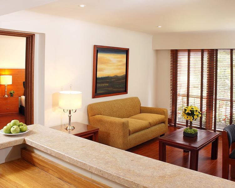 COMEDOR APARTAMENTO Hotel Hotel ESTELAR La Fontana - Apartamentos Bogotá