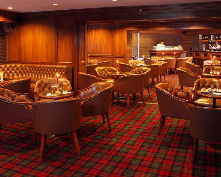 Bar Glasgow Hotel Hotel ESTELAR La Fontana - Apartamentos Bogotá